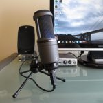 Audio-Technica AT2020 USB Mic Review