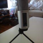 Audio-Technica ATR2500-USB Mic Review