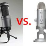 Blue Yeti vs Audio-Technica AT2020